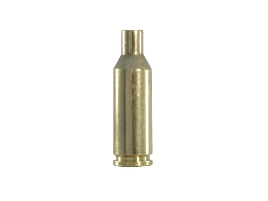 Norma USA Reloading Brass 22 PPC Box of 25 (Bulk Packaged)