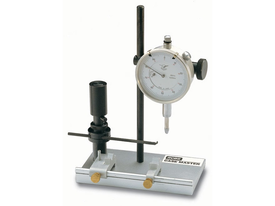 RCBS Case Master Concentricity Gauging Tool