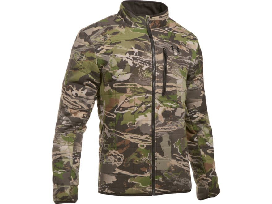 92fc3eefd69c9 Under Armour Men's UA Stealth Extreme Insulated Jacket Polyester Ridge