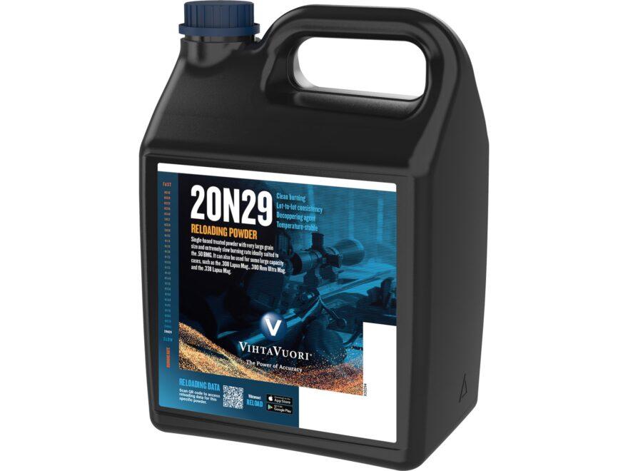 Vihtavuori 20N29 Smokeless Gun Powder 8 lb