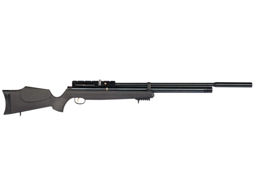 Hatsan AT44S10 Long QE PCP Air Rifle Pellet Black Synthetic Stock