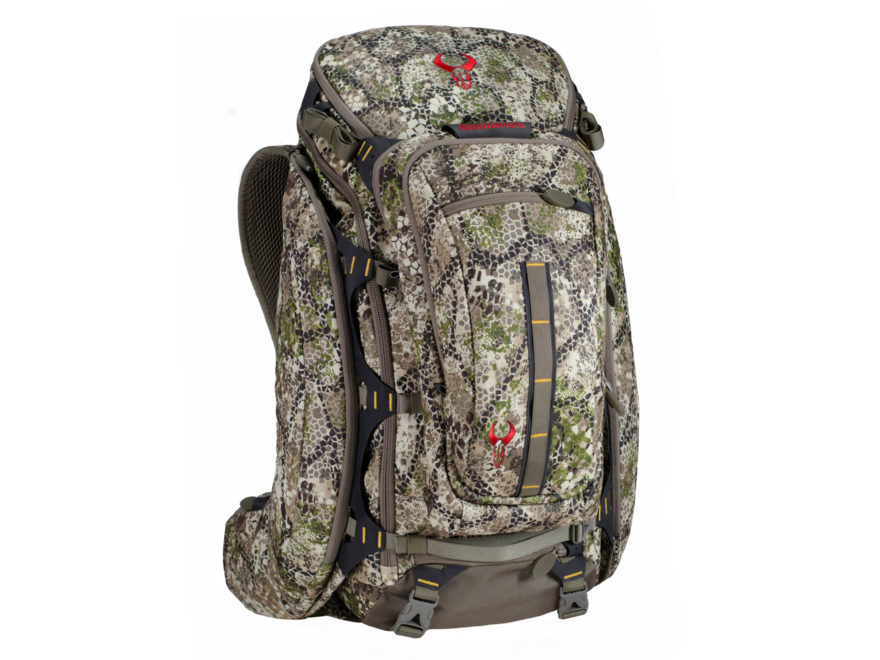 Badlands Clutch Backpack Approach Camo