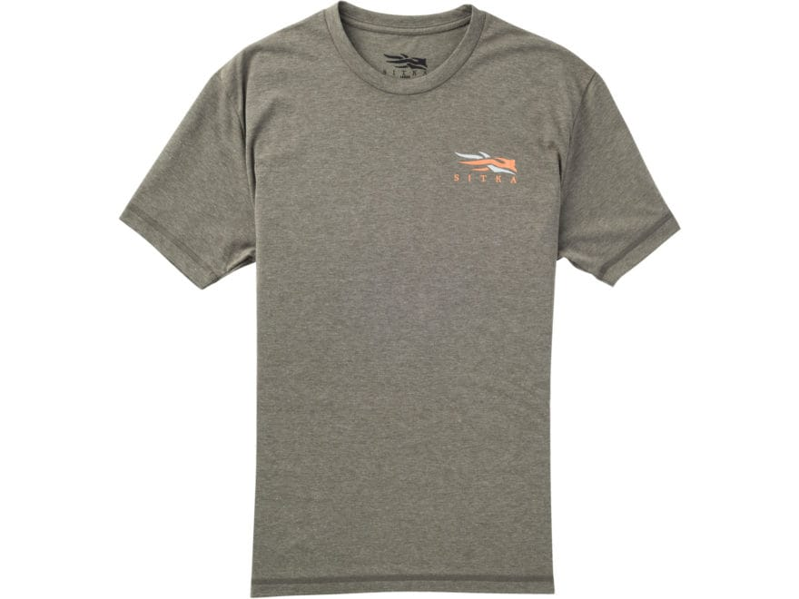 Sitka Gear Men's Broadhead Arrow T-Shirt Short Sleeve Polyester/Cotton