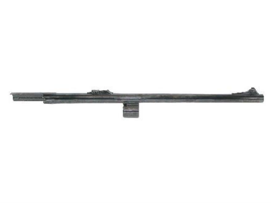 "Remington Slug Barrel Remington 1100 12 Gauge 2-3/4"" 21"" Rifled with Rifle Sights Blue"