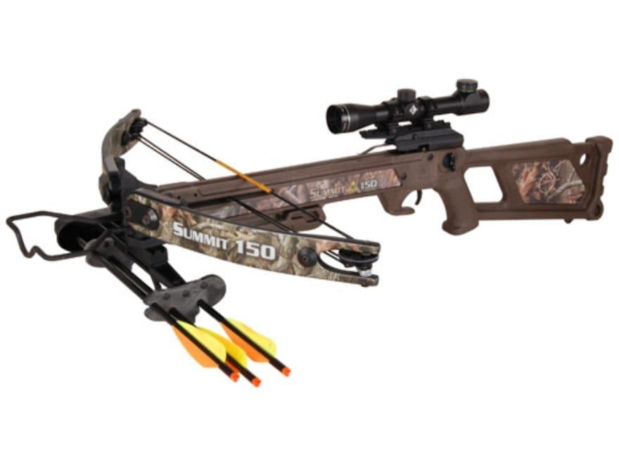 Horton Summit Hd 150 Crossbow Package 4 X 32 Upc 035213106218