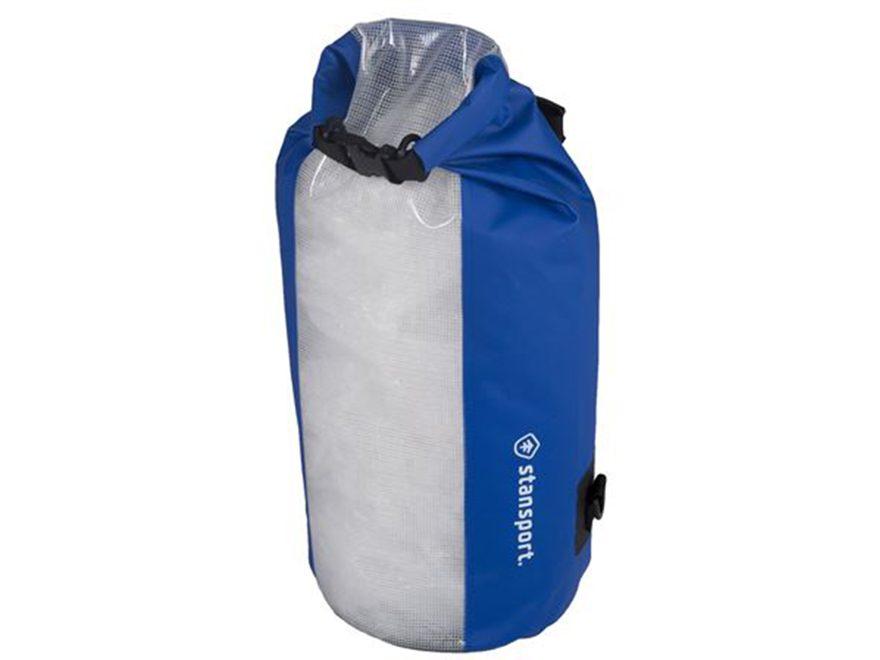 Stansport Waterproof Dry Gear Bag Blue