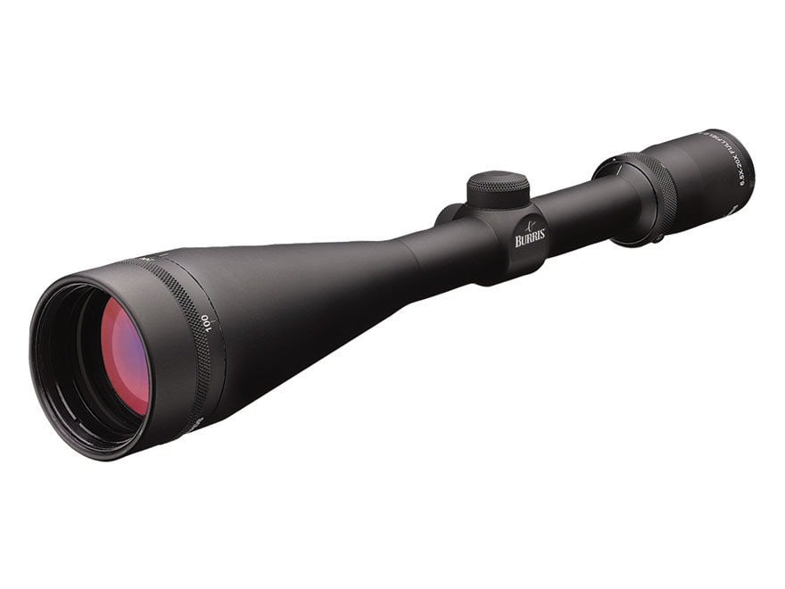 Burris Fullfield II Rifle Scope 6.5-20x 50mm Adjustable Objective Ballistic Mil-Dot Ret...