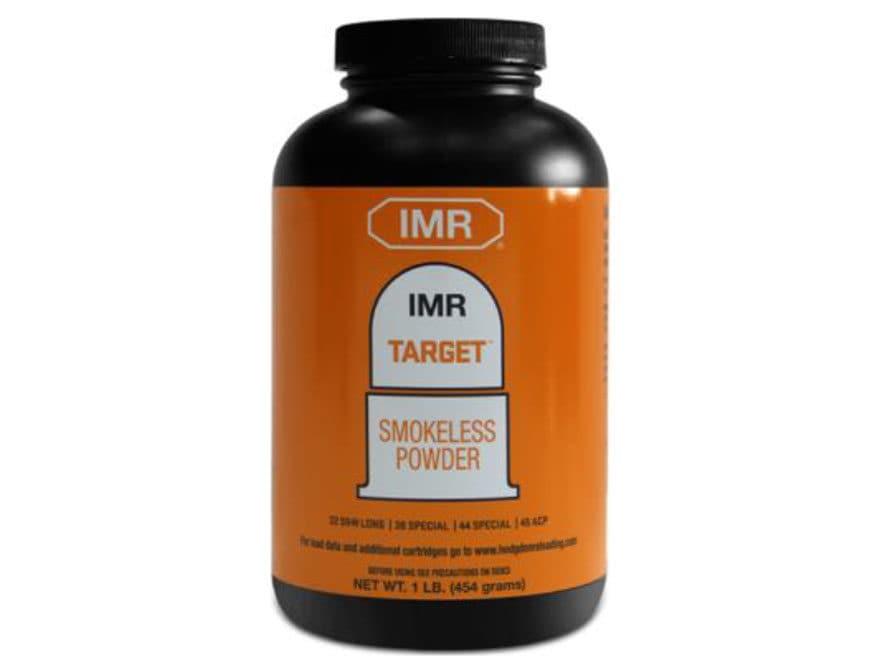 IMR Target Smokeless Gun Powder