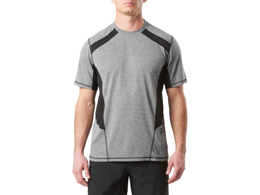 5.11 Men's Recon Expert Performance Top Short Sleeve Polyester
