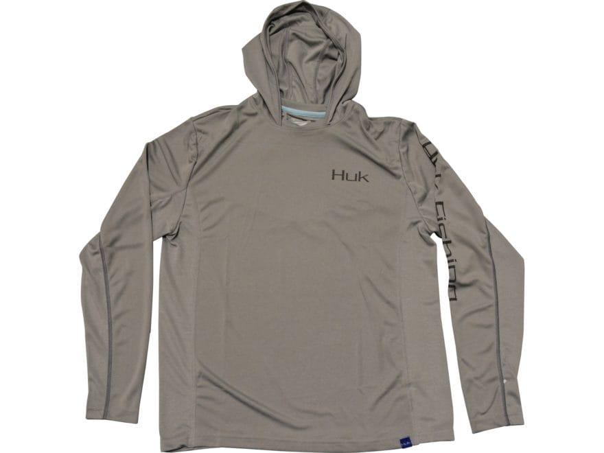 Huk Men's Icon X Performance Hoodie Polyester/Spandex