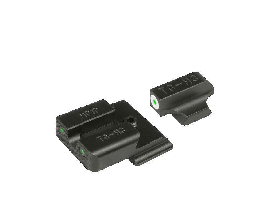 TRUGLO Tritium Pro Sight Set Smith & Wesson M&P, M&P Shield, Shield M2.0, SD9, SD40 Tri...