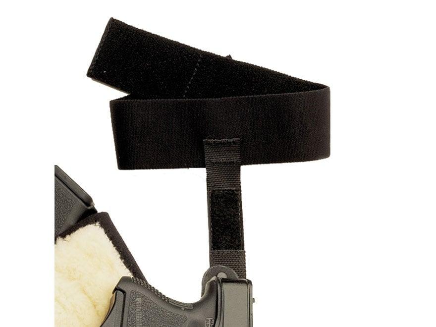 Galco Ankle Glove Calf Strap Neoprene Black
