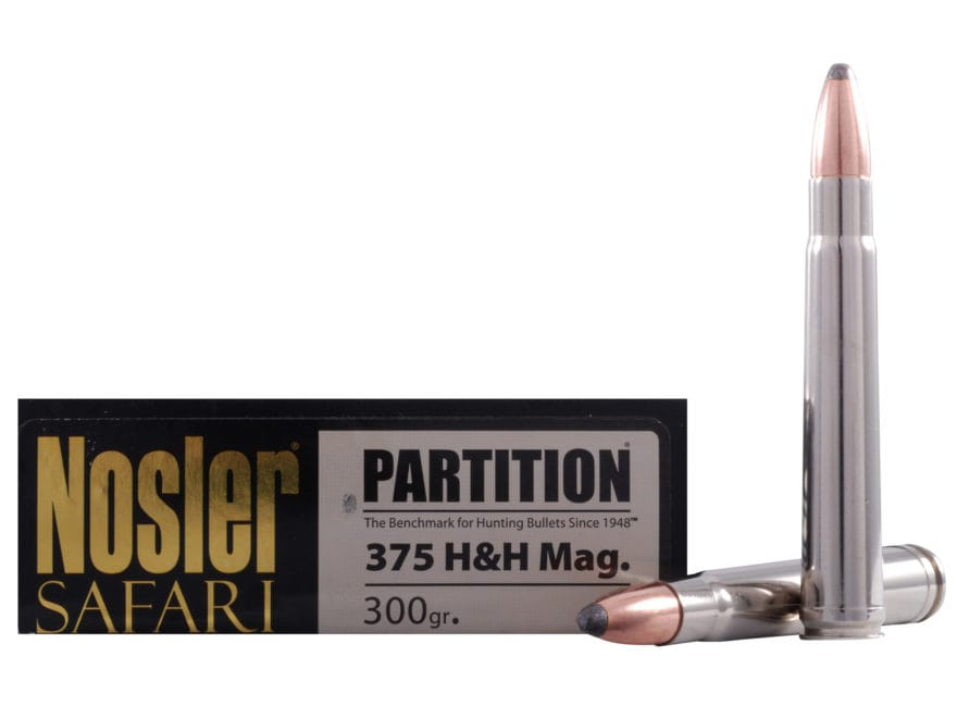 Image result for 375 H&H ammo