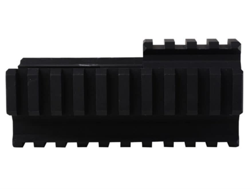 Arsenal, Inc. Picatinny Quad Rail System Saiga 12 Gauge Aluminum Matte