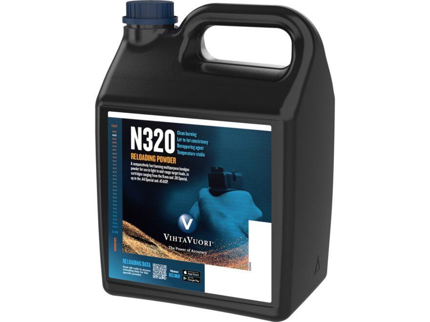 Vihtavuori N320 Smokeless Gun Powder