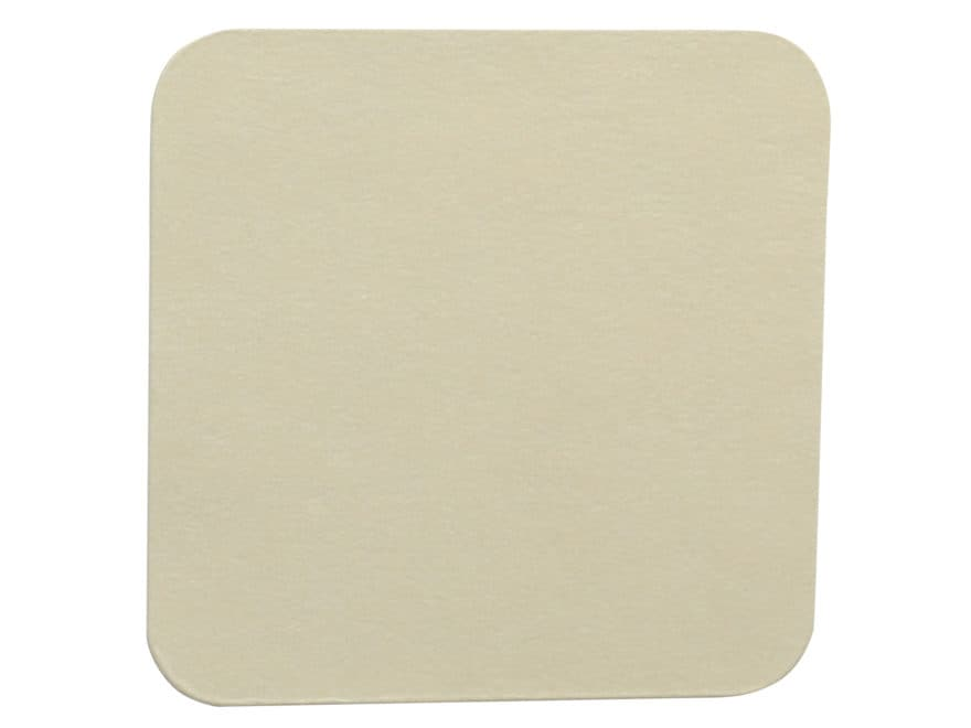 """National Target Pasters 1"""" Square Package of 1000"""
