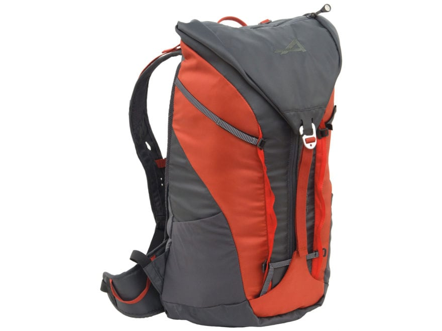 ALPS Mountaineering Edge 24 Backpack Orange and Gray