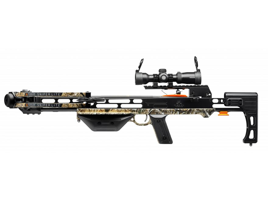 Mission Sniper Lite Pro Crossbow Package
