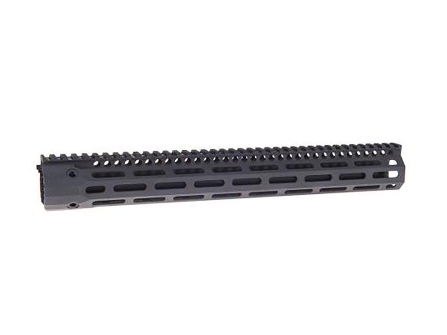 Troy Industries SOCC Low Profile Battle Rail Free Float M-LOK Handguard AR-15 Aluminum