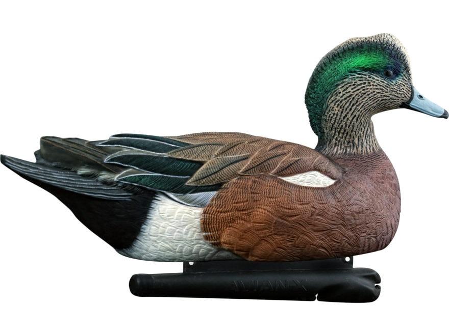Avian-X Topflight Floater Wigeon Duck Decoy Pack of 6