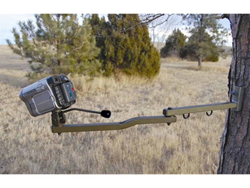 HME Better Video Camera Arm Steel Brown