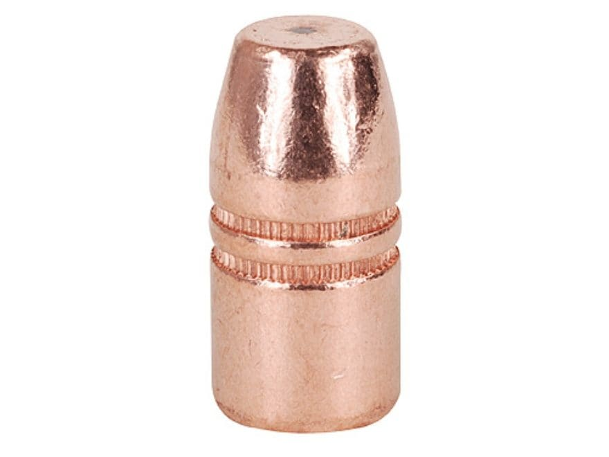 Barnes Buster Bullets 454 Casull (451 Diameter) 325 Grain Flat Nose Flat Base Box of 50