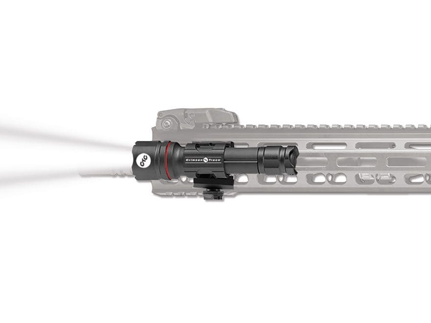 Crimson Trace CWL 200 Weapon Light LED with Remote Switch with 2 CR123A Batteries Alumi...