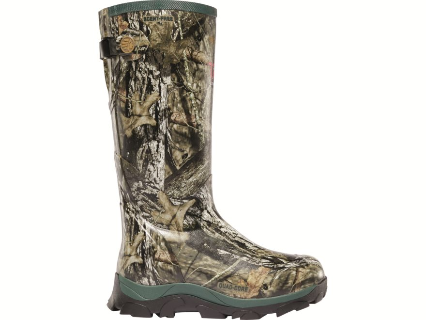 "LaCrosse Switchgrass 15"" Waterproof 1200 Gram Insulated Hunting Boots Rubber Clad Neopr..."