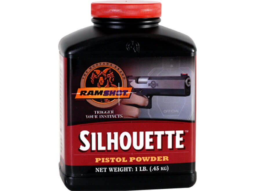 Ramshot Silhouette Smokeless Powder