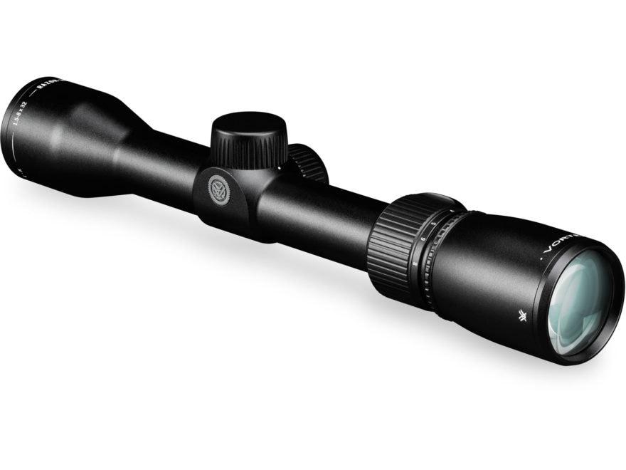 Vortex Optics Razor HD Light Hunter Rifle Scope 1.5-8x 32mm G4 BDC Reticle Matte