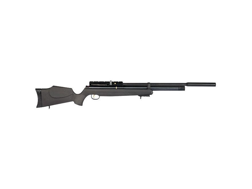 Hatsan AT44S-10 QE PCP Air Rifle Pellet Black Synthetic Stock Black Barrel