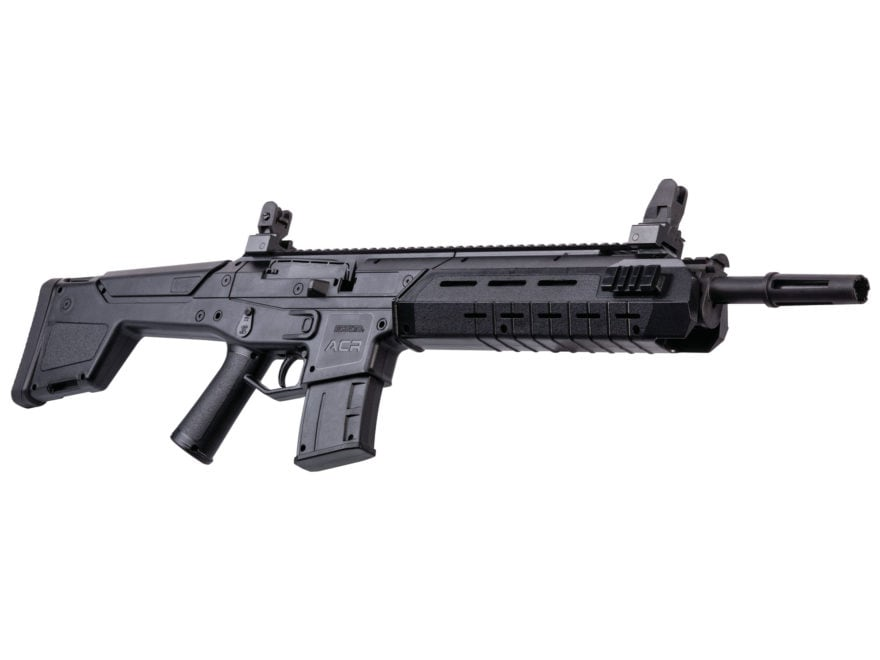 bushmaster acr pump air rifle 177 cal bb black mpn bmmk177 rh midwayusa com FN F2000 Fad Assault Rifle