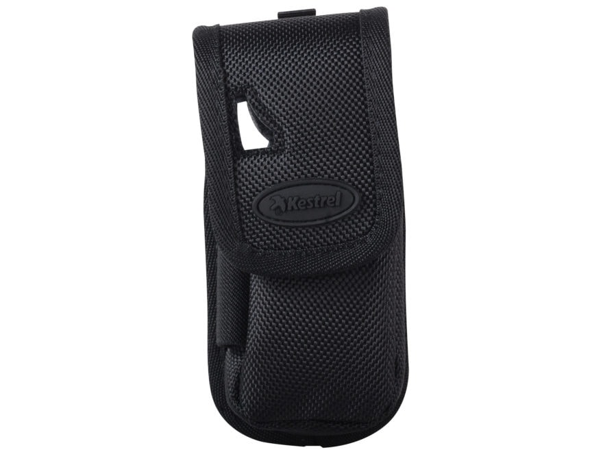Kestrel Belt Clip Carry Case Black