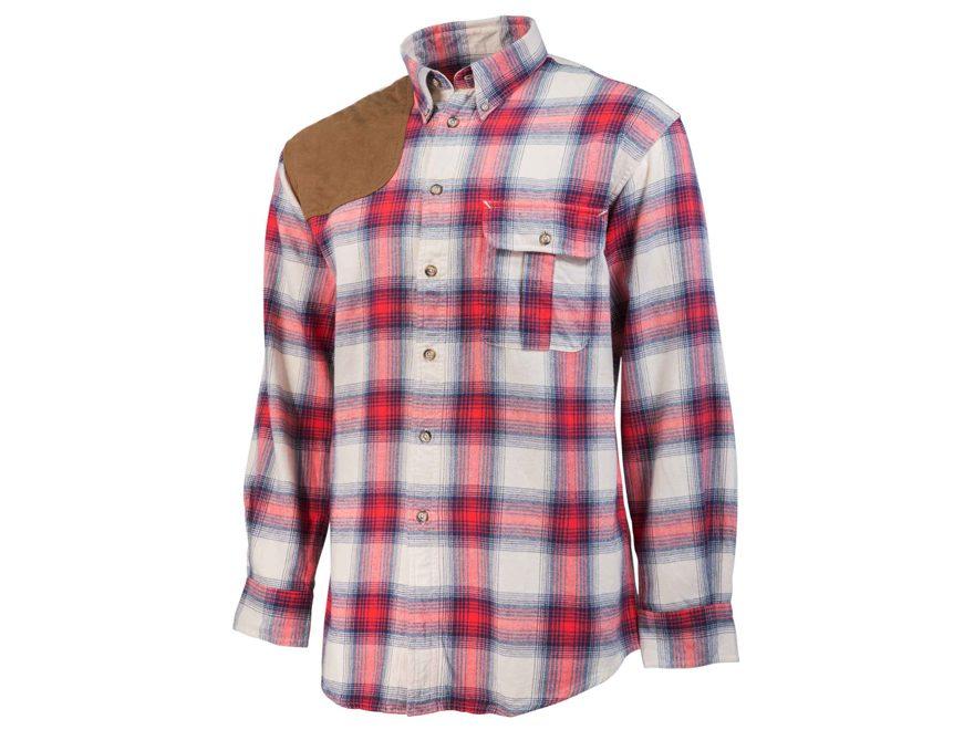 Beretta Men's Hovis Field Shooting Shirt Long Sleeve Polyester