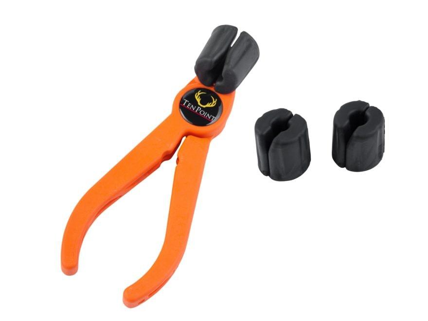 TenPoint Bednar Perfect Arrow Puller Polymer Orange