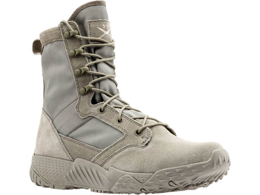 "Under Armour UA Jungle Rat 8"" Tactical Boots Leather and Nylon Men's"
