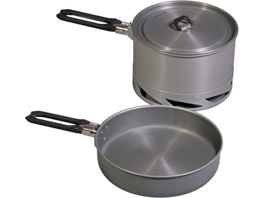 Camp Chef Stryker Cooking System 4-Piece Cook Set Aluminum