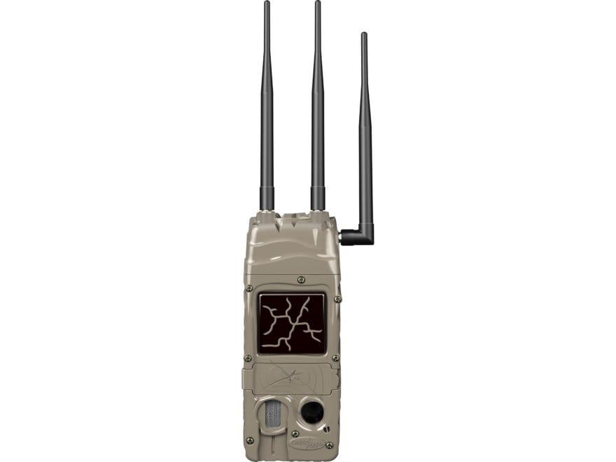 Cuddeback CuddeLink Dual Flash Cellular Verizon Game Camera Megapixel Brown