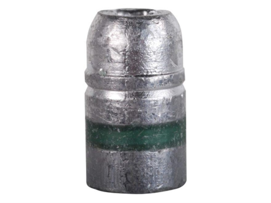 Hunters Supply Hard Cast Bullets 38 Caliber (357 Diameter) 158 Grain Lead Pentagon Holl...