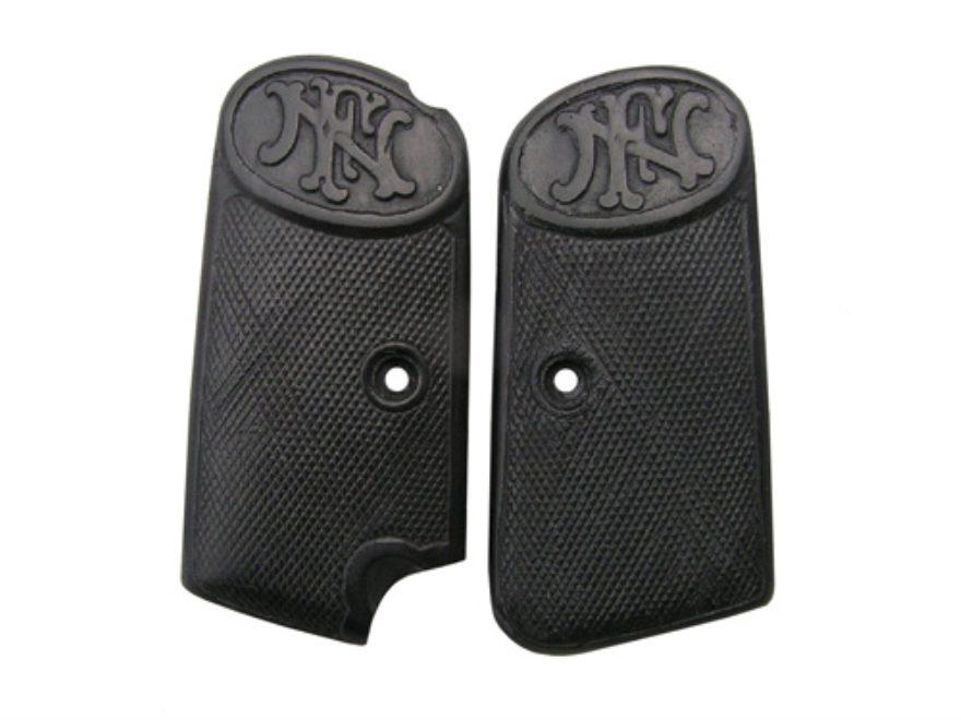 Vintage Gun Grips Browning FN 1903 9mm Luger Polymer Black