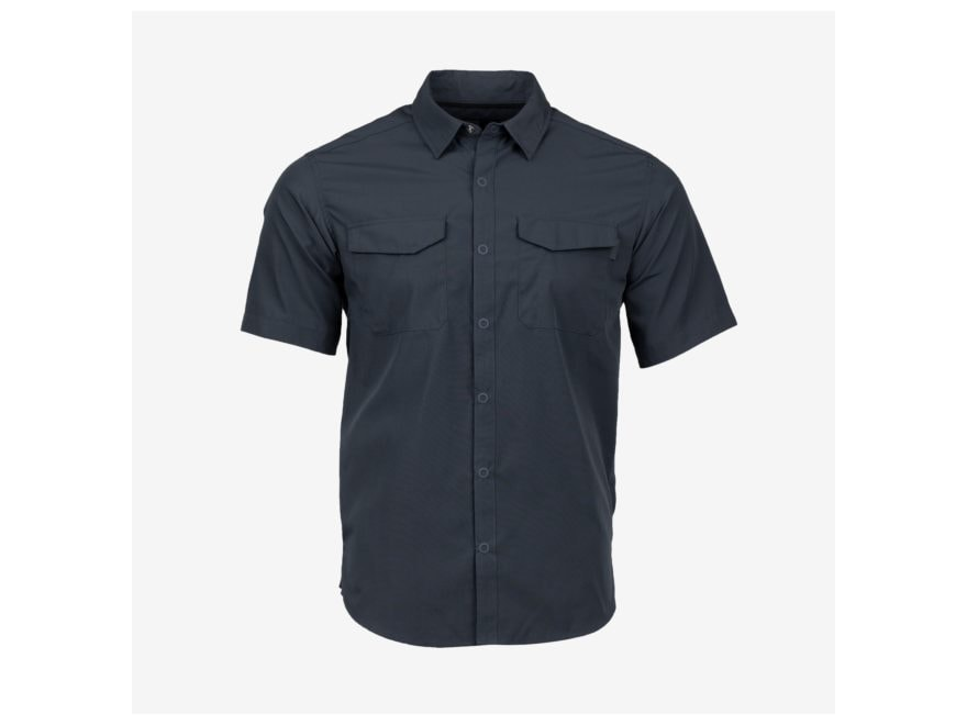 Magpul Men's Stateside Button-Up Shirt Short Sleeve Poly/Cotton