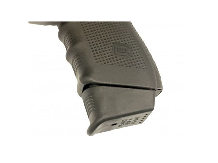 Pearce Grip Magazine Base Pad Glock 20, 21, 29, 40, 41 Plus Two Polymer Black