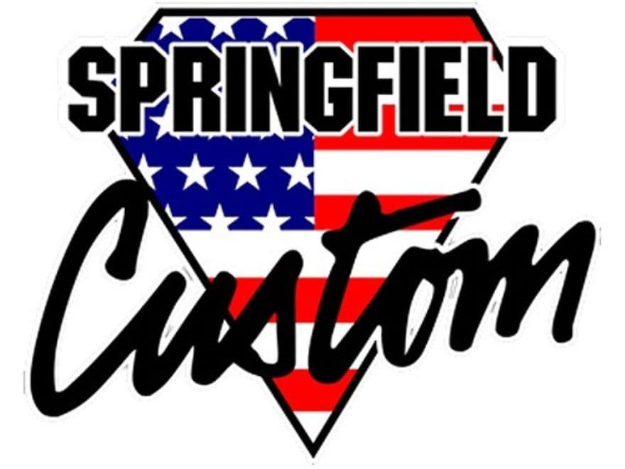 Springfield Armory Springfield Custom Decal