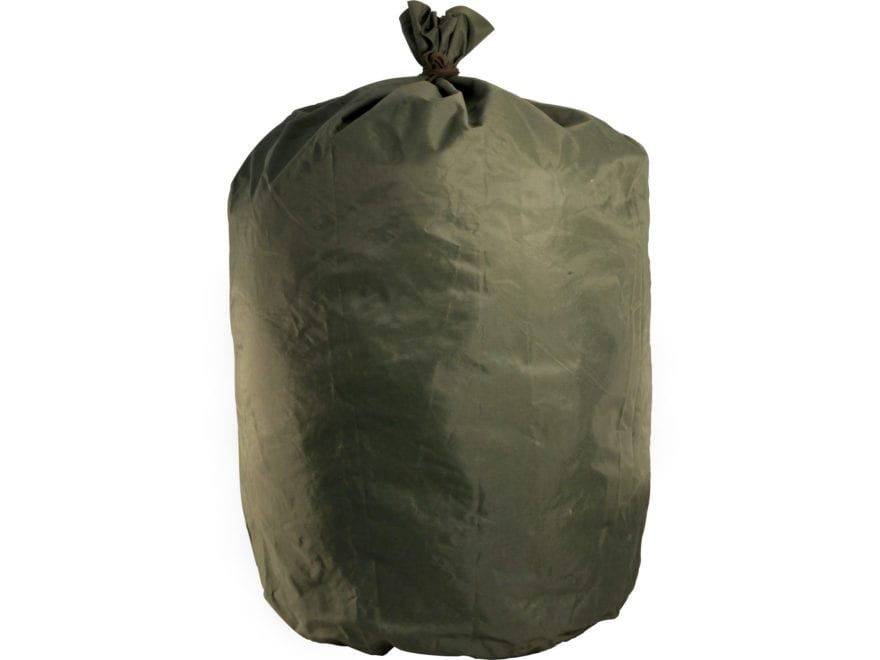 Military Surplus Waterproof Clothing Bag Olive Drab