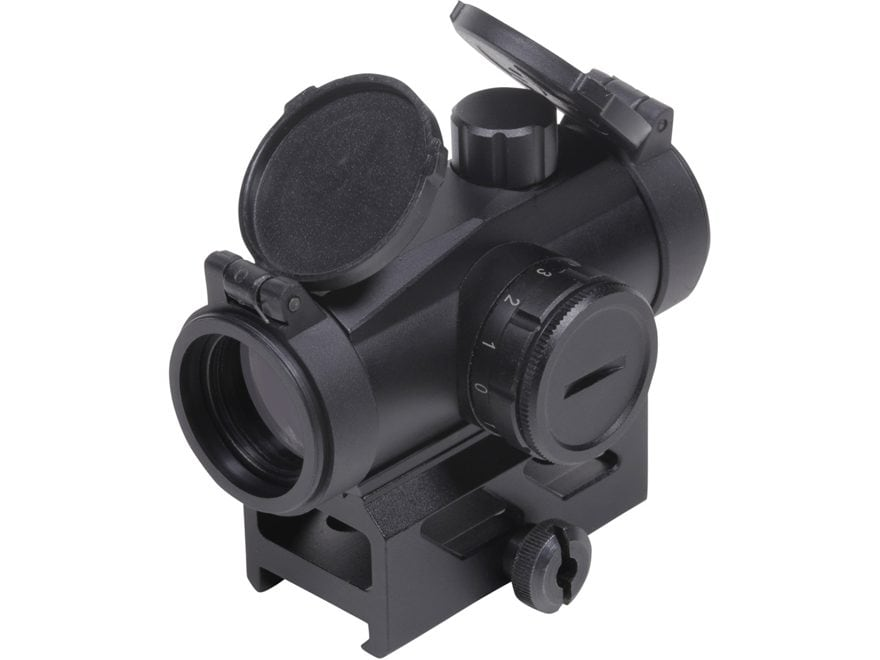 Firefield Impulse Compact Red Dot Sight 1x 22mm with Picatinny/Weaver-Style Mount Matte