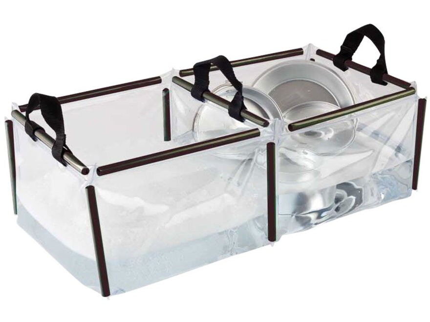 Coleman Folding Double Basin Portable Sink
