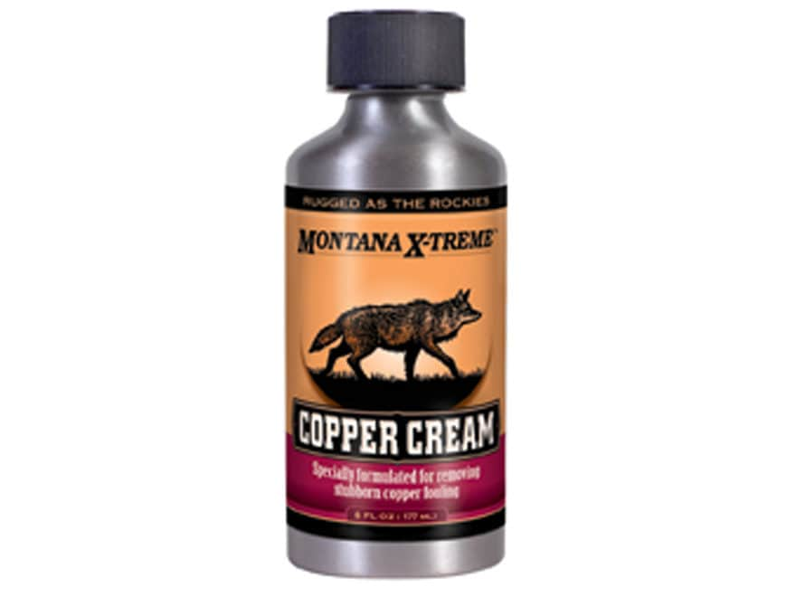 Montana X-Treme Copper Cream 6 oz Liquid
