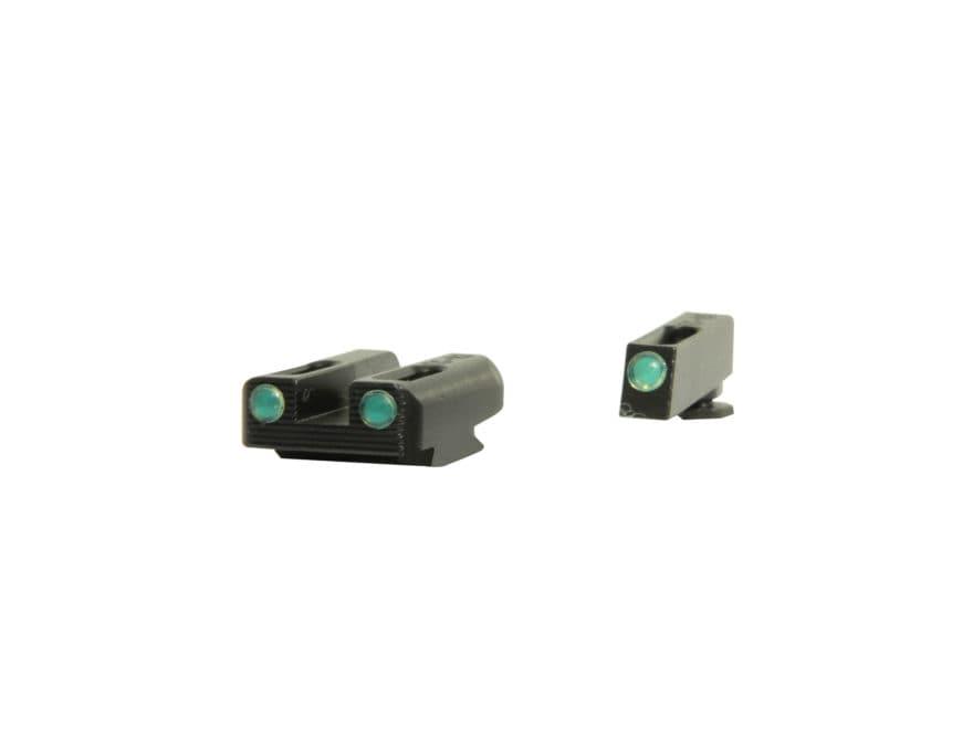 TRUGLO TFO Sight Set Glock 42, 43 Tritium / Fiber Optic