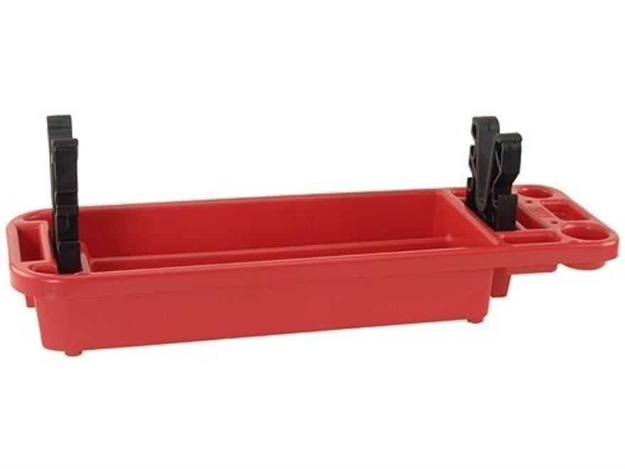 MTM Gunsmith's Gun Maintenance Center Plastic Red