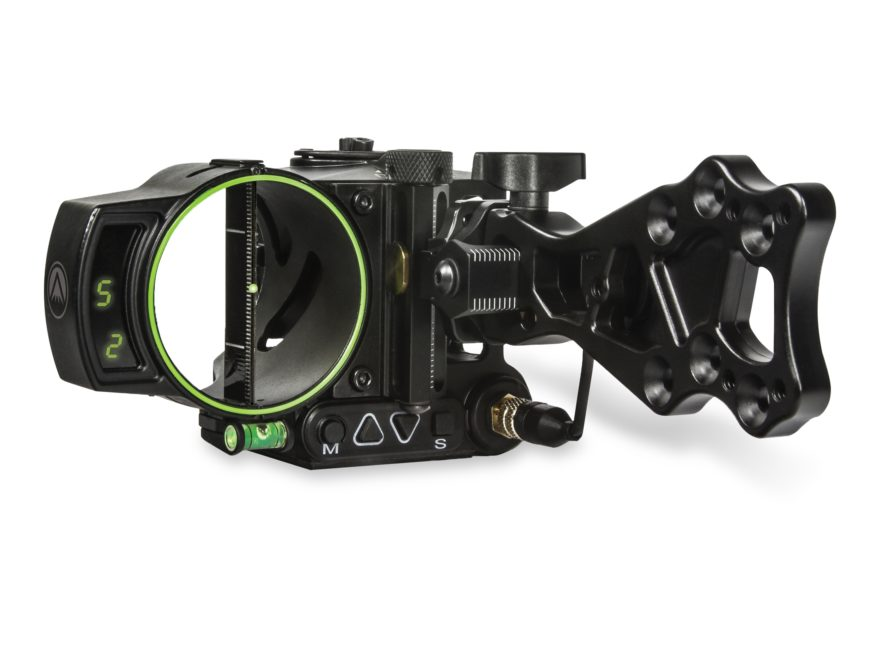 Burris Oracle Laser Range Finding Bow Sight
